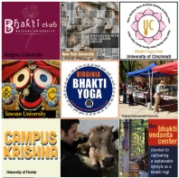 Bhakti Yoga Clubs in other universities